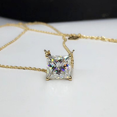 Chain Necklace, 18k gold, Jewelry, Chain