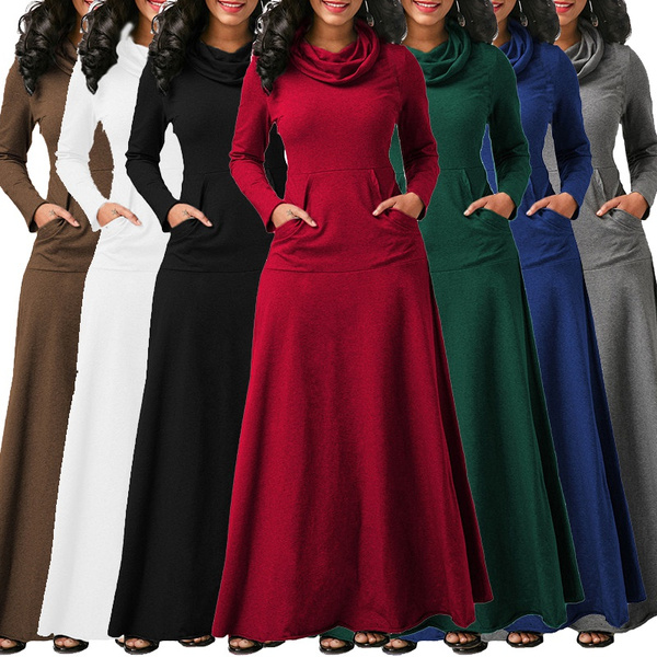long skirt, womens dresses, partydressesforwomen, Winter