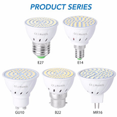lampada, led, gu10, lights
