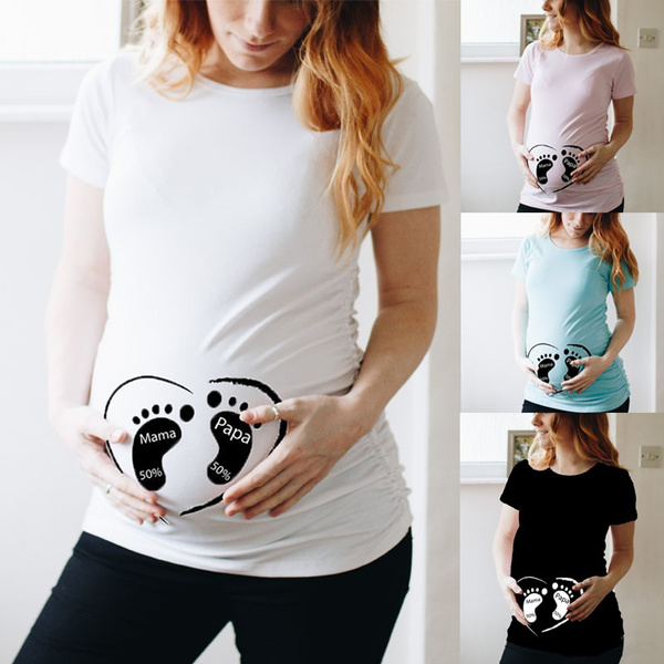 maternityshortsleeve, Fashion, Love, Shirt
