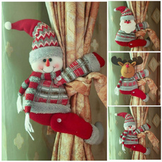 curtaindecorative, Christmas, Home & Living, christmasdoll
