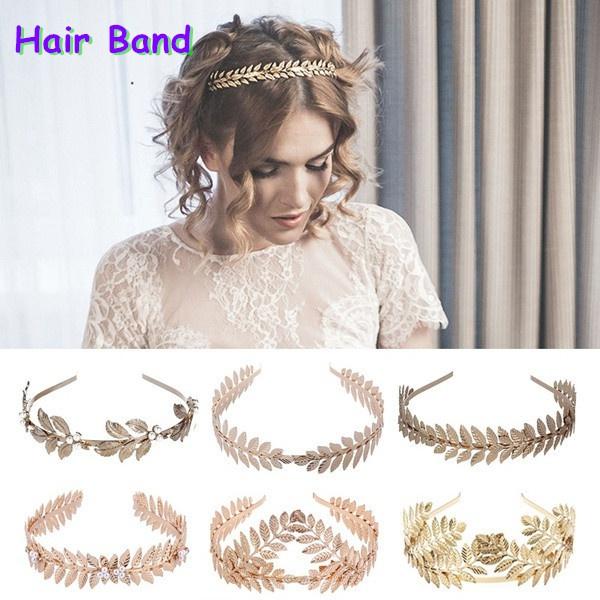 womenheadband, girlshairband, leaf, Jewelry
