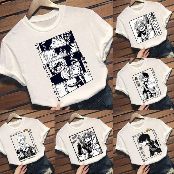 myheroacademiashirt, Summer, myheroacademia, Shirt