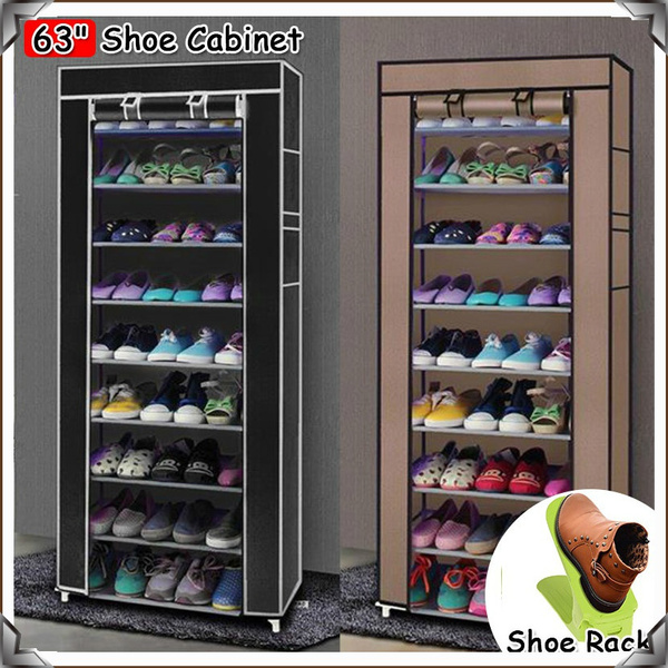 Mini, shoestoragerack, Closet, Shelf