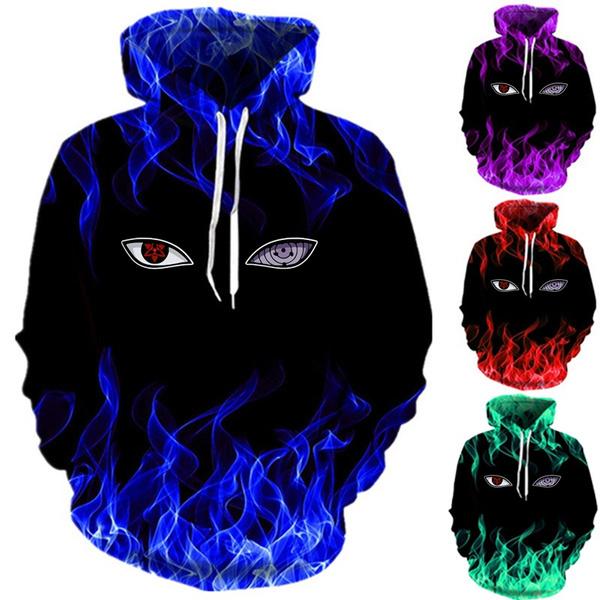pullover hoodie, printed, Long sleeved, Tops