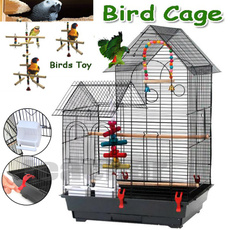 Toy, petparrottoy, finchbirdcage, Pets