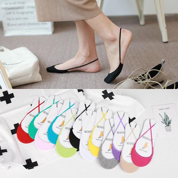 Cotton Socks, Hosiery, Womens Shoes, sandalssock