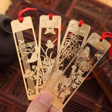 Beautiful, cute, exquisitebookmark, alloybookmark