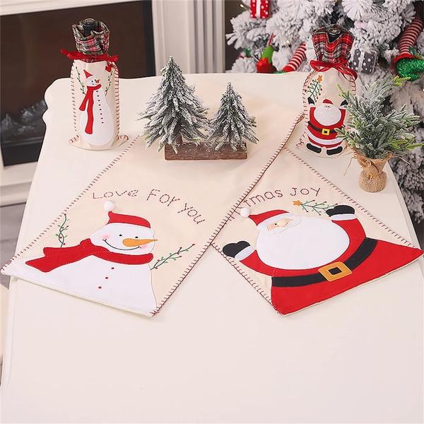 decoration, tablemat, Home Decor, Santa Claus