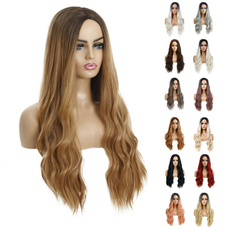 wig, Fashion, Long wig, human hair