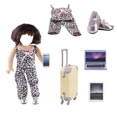 dolltravelaccessorie, dollclotheswithsuitcase, dolldecoration, Clothes