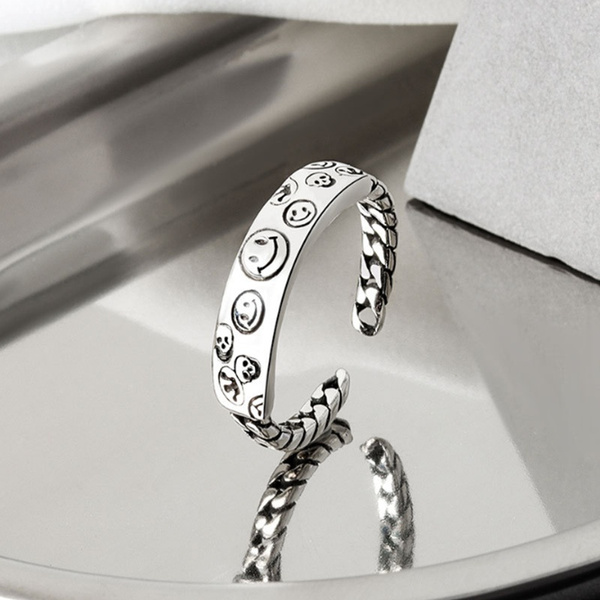 Couple Rings, Fashion, Jewelry, 925 silver rings