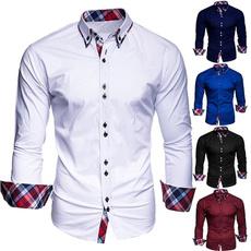 plaid shirt, Fashion, Cotton Shirt, Shirt