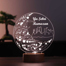 3dlamp, gift for him, decorativelamp, bylamp