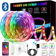 ledstripslight, Rope, bluetoothstriplight, striplight
