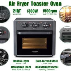 airfryer, toasteroven, toaster, frychicken