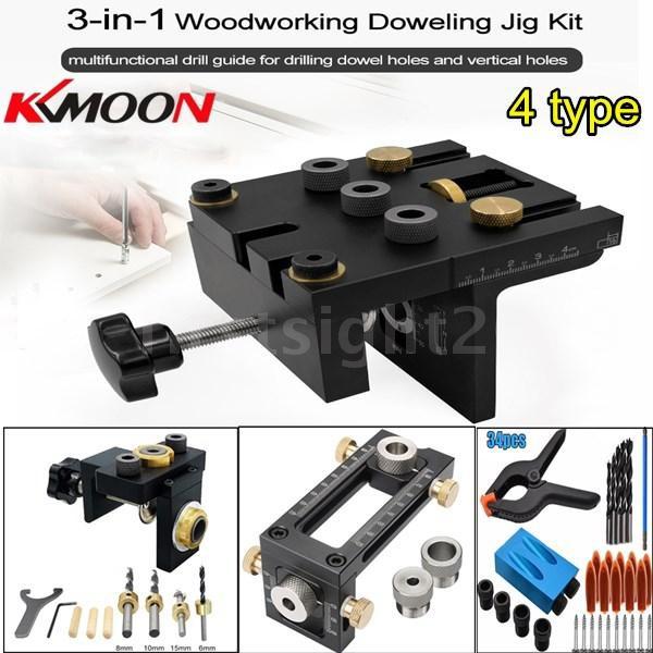 doweldrillingjigkit, pocketholejig, Tool, woodworkingdowelingjigset