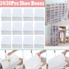 Box, shoesstoragebin, stackableshoesbox, plasticshoesbox