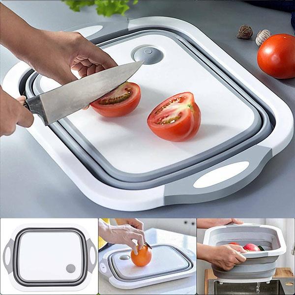 vegetablebasket, camperaccessorie, Kitchen & Dining, multifunctionalfoldingbasket