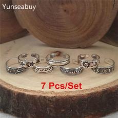 bohoring, adjustablering, bohemia, Jewelry