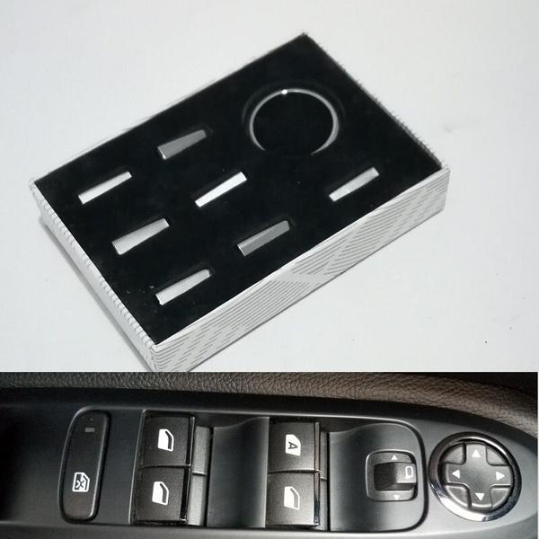 Car Sticker, Door, peugeot3008, chrome