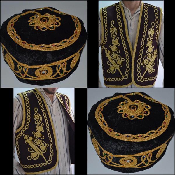 Vest, Fashion, Cosplay, Waist