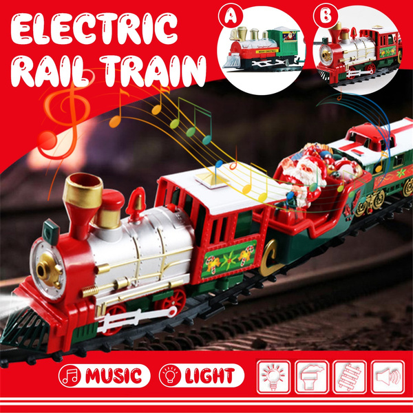 musicaltrain, Toy, Electric, christmastrain