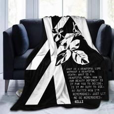 bedroom, Fleece, warmblanket, blanketforsofabed