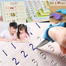 School, practicecalligraphyboard, Magic, Gifts