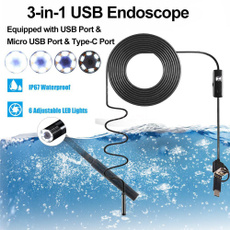 usbendoscope, borescope, usb, Waterproof