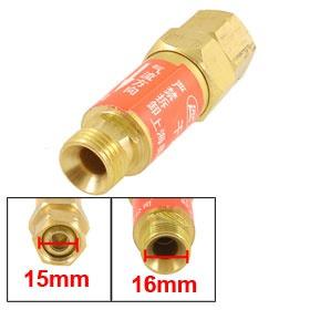 acetylene, arrestor, hf2metal, valve