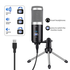 Microphone, Dj, usb, microphoneforcomputer