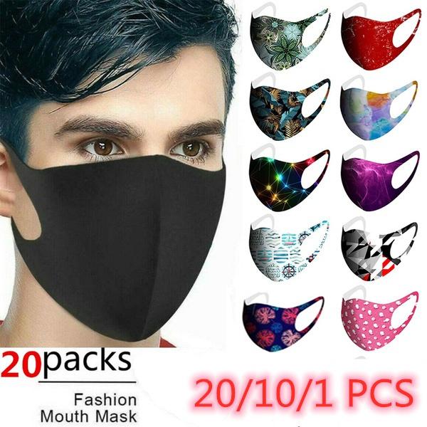 washable, Fashion, mouthmask, unisex