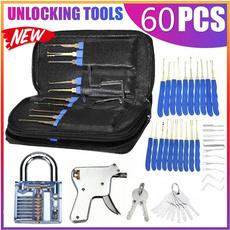 lockpicktool, unlockingpickingset, Lock, Tool