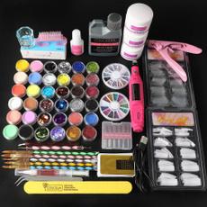 manicure tool, Machine, gelpolish, Glitter