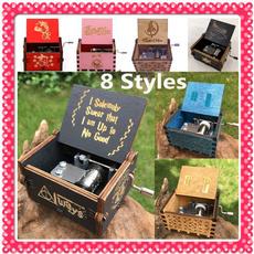 Box, Fashion, musicbox, Christmas