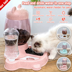 Capacity, catwaterdispenser, Pets, catfoodbowl