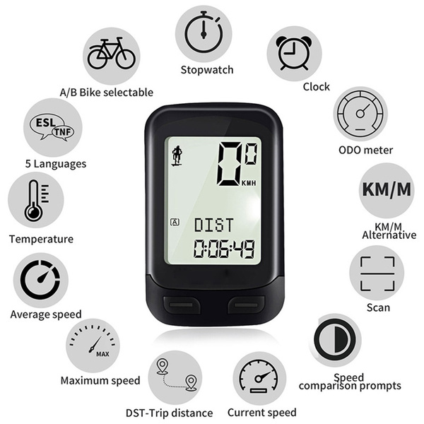 bikeaccessorie, bicycleodometer, Cycling, Sports & Outdoors