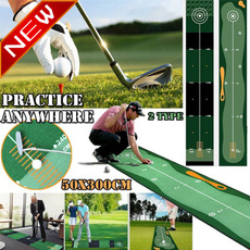 golfpracticeputtingmat, Outdoor, Golf, goldsupplement