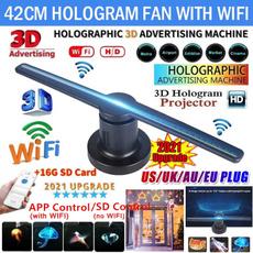 ledfan, Holographic, led, projector