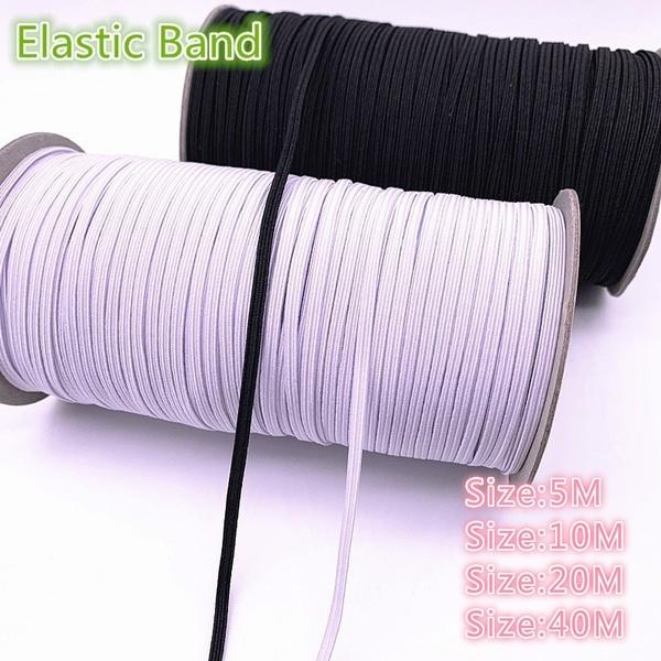 Cord, Elastic, Masks, Sewing