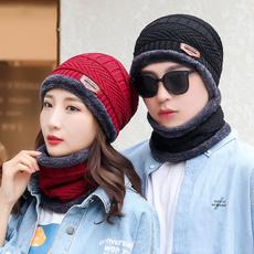 woolen, Warm Hat, Cotton, Outdoor