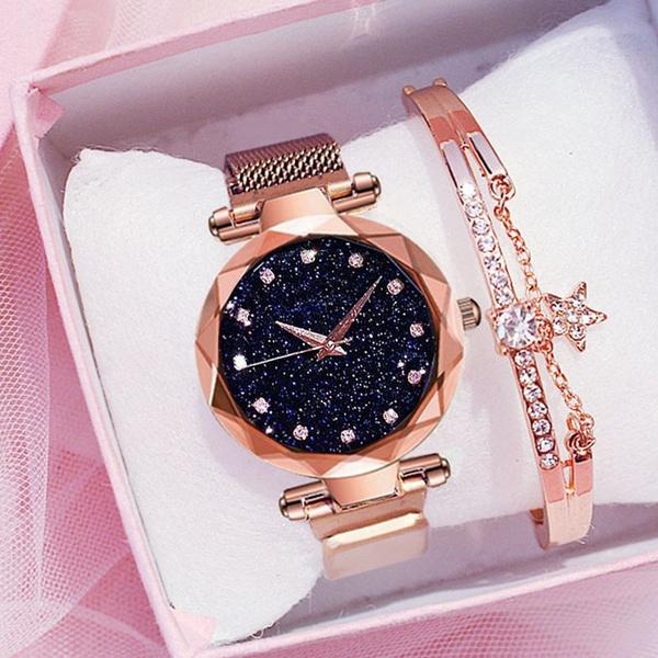 Magnet, Fashion, Jewelry, watchbraceletset