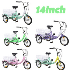 Bicycle, trike, tricycle, tricyclesforadult