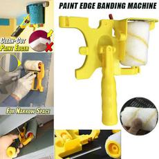 paintedgerbrush, wheelbrush, paintroller, Home & Living