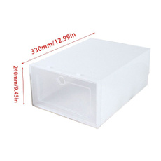 durableplasticdrawer, Box, shoesorganizerstorage, foldableshoebox