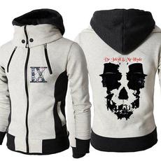 hooded, heavymetal, Winter, iceninekill