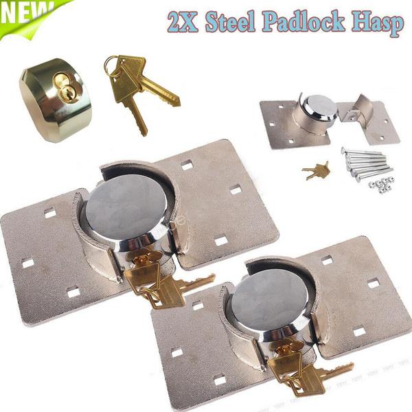 Hardware, padlock, Vans, homeimprovemet