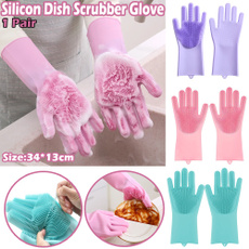Home Supplies, siliconedishglove, Silicone, Tool