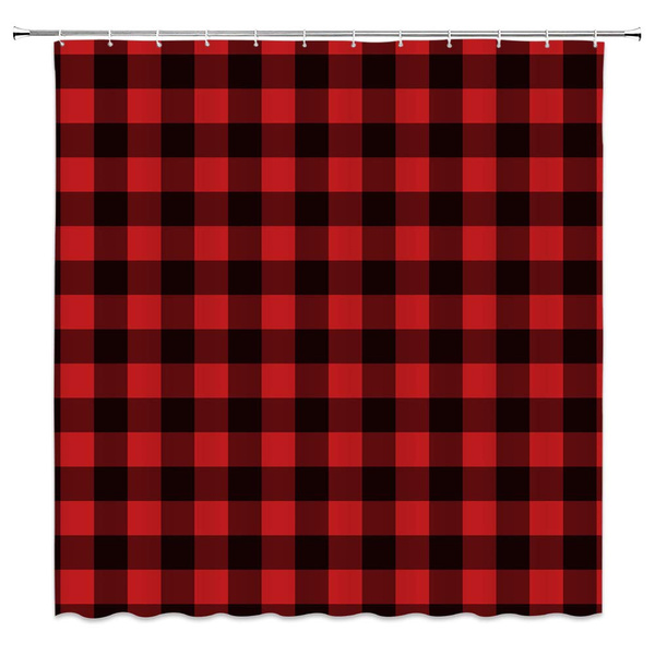 Polyester, plaid, Farm, Home Decor